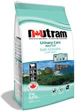 NUTRAM URINARY CARE CAT: MALE За мъжки котки от 1 до 10 годишна възраст