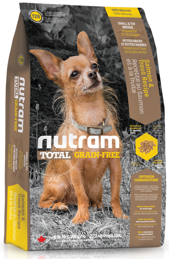 T28 Nutram Total Grain-Free® Salmon & Trout Natural Dog Food